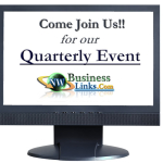 Coming Soon – Our First Quarterly Event!